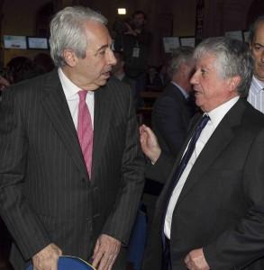 Cena de Spain Investors Day en la Bolda de Madrid ( SID )