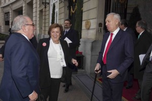 Inauguración de Spain Investors Day en el hotel Ritz de Madrid ( SID )