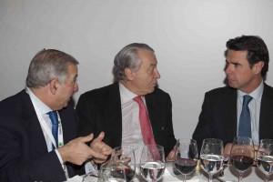Almuerzo de Spain Investors Day en el hotel Ritz de Madrid con el ministro de Industria Jose Manuel Soria SID )