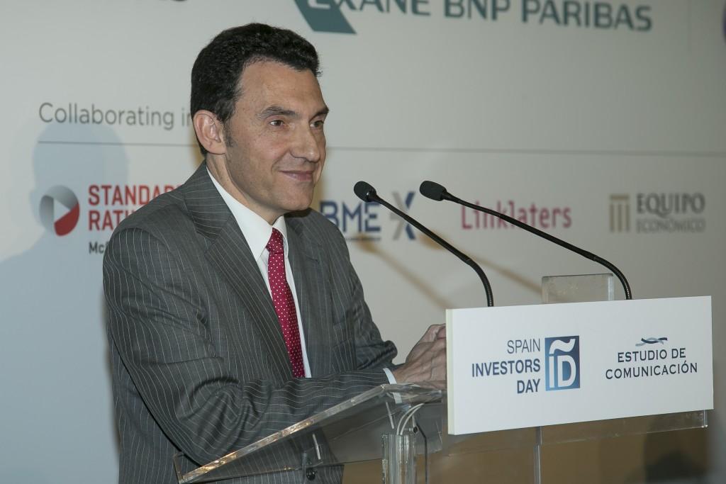 Comida SID en el hotel Ritz de Madrid con el Ministro de Industria D. Jose Manuel Soria